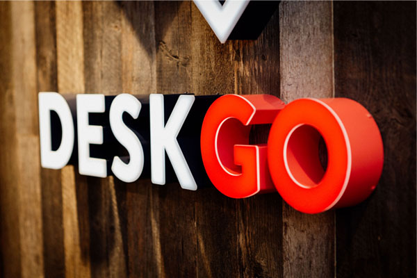 DESKGO working from home